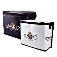 Marky's Soft-Sided Collapsible Cooler Bag, Medium