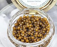 Russian Osetra Karat Caviar - Gold